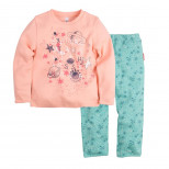 Пижама джемпер+брюки