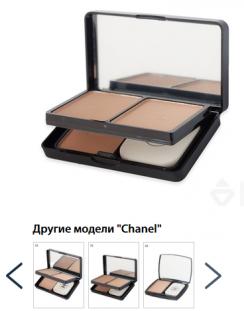 Пудра Chanel 3 in 1