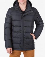 Куртки стильные для мужчин 1557 графит (30)