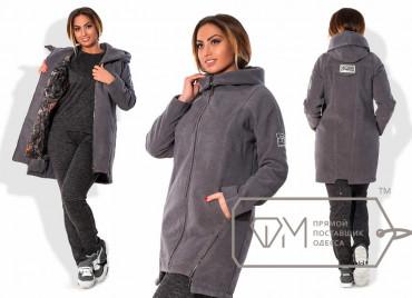 Пальто Фабрика Моды (2 цвета)