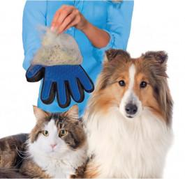 Перчатка TRUE TOUCH для чистки домашних животных