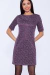 50401 Платье Фиолетовый