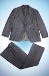 116 - 128 3в1 д/м пиджак , брюки , жилет  СЕРЫЙ