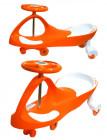 Машинка детская Плазмакар №3 Оранжевый