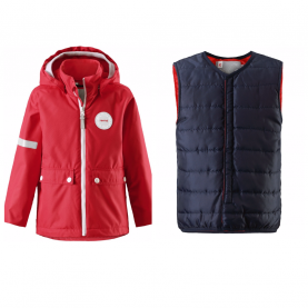 521481-3720 ReimaTec, утеплённая куртка Taag