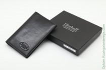 Мужская кожаная обложка для паспорта Dierhoff Д 7201-005/11