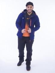 Куртка Windstopper, Snow Headquarter А-8718, Синий