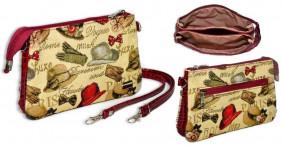 П Ами Дамские аксессуары- гобеленовая сумка