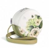 Fashion-сумочка Белый лютик 243