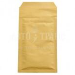 Бурый крафт пакет с прослойкой, 13*17 см