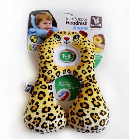 Подушка под шею Benbat Travel 1-4 года Леопард