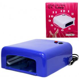 УФ лампа для сушки ногтей ZH-818 36 вт (4х9 вт)
