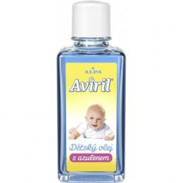 масло детское с азуленом