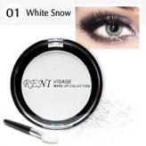 01 Тени для век Белый снег – White Snow