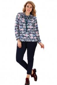 Блуза 4-001 Номер цвета: 030