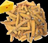 Гренки пшеничные со вкусом сыра 1 кг