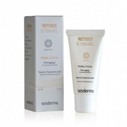 Retises Nano 0.15% Гель против увядания кожи 30 мл