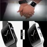 Умные часы Smart Watch, белые