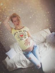 Фото 33 недели беременности