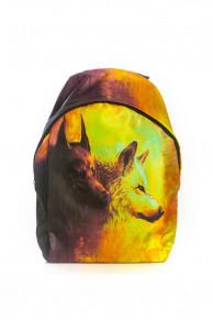 Рюкзак с принтом SLA0 0217