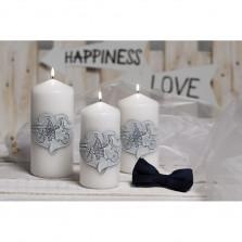 свеча Счастье Колонна 80*150