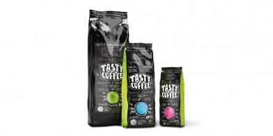 Tasty coffee Французская обжарка, 100% арабика, 250 гр