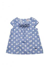 Платье UD 2794 голубой