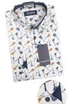 08-00/08-01  Рубашка рост 116-146 см
