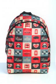 Рюкзак с принтом SLA00003