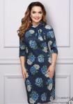 Платье Лавли (блю)