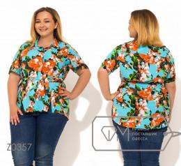 Модель № Z0357 - блуза