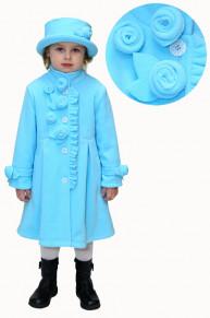 Пальто  (подкладка п/ш) 3 цвета