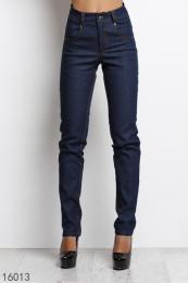 Женские джинсы 16013 синий