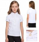Блузка для девочки ШКОЛА