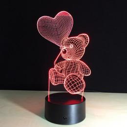 Лампа 3D - ES076