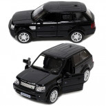 Land Rover Range Rover Sport, черная, 13см (1:32) Подробнее: