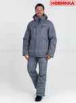 Куртка Snow Headquarter А-8511, серый