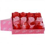 Мыло ручной работы Цветок Розы бутон розы