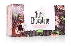 Черный чай с ароматом ореха и шоколада Every Nut&Chocolate