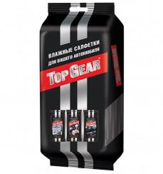 Top Gear №30*3 набор влажных салфеток для автомобиля (90 шт)
