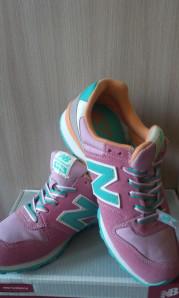 кроссовки новые, размер 37