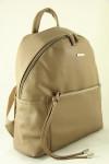 Рюкзак из кожзаменителя David Jones