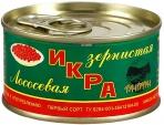 """Икра зернистая лососевая """"Тунгутун"""""""