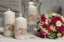свеча Свадебные Колонна 80*180