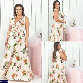 ПЛАТЬЕ Весна 2019# Платье модель:№483