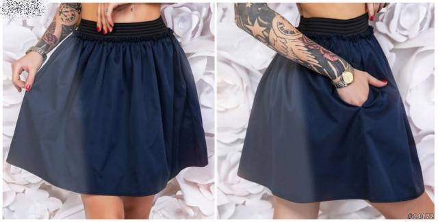 Как сшить юбку на талии 988