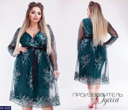 ПЛАТЬЕ 48+ 18/19#Платье AR-5429
