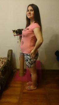Фото 21 недели беременности