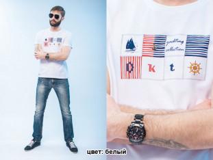 "футболка мужская ""Вега"""