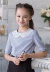 Б*лисса блузка трикотажная